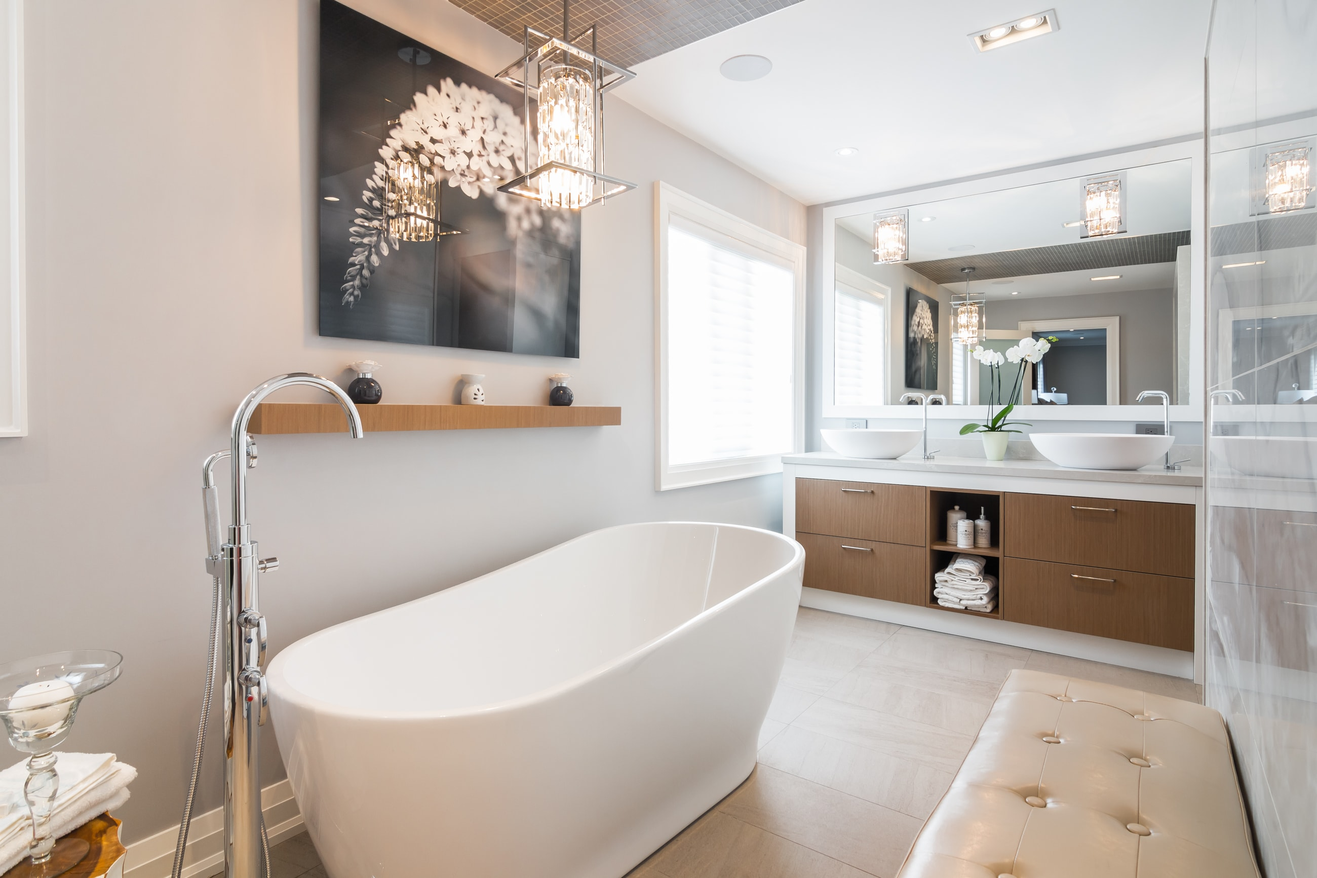 Bathroom Renovations & Remodeling - Toronto Contractors